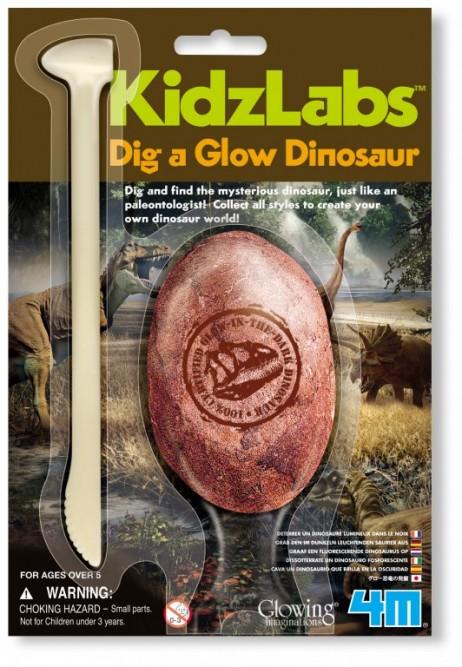 Ανασκαφή Δεινοσαύρου από Αυγό 4m0036