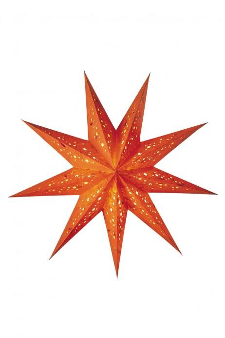 Χειροποίητο αστέρι Οροφής Starlightz Baby Spumante Orange Small Earth Friendly E01704