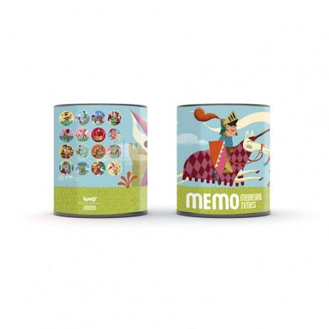 Παιχνίδι Μνήμης Μεσαιώνας Londji DI015