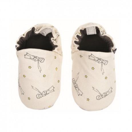 Βρεφικά Παπουτσάκια Αγκαλιάς 6-12 Μηνών Μικρός Πρίγκιπας Petit Jour Paris PP297N