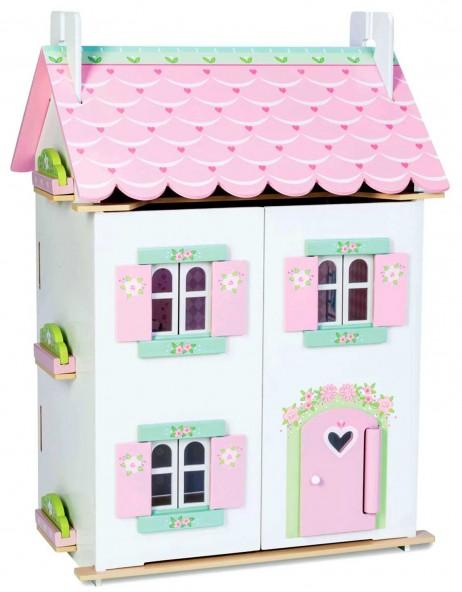 Ξύλινο Κουκλόσπιτο Sweetheart Cottage Le Toy Van H126
