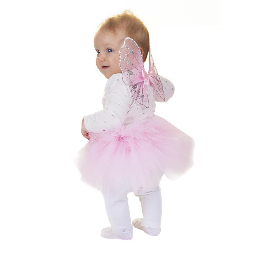 beafbc9cee7 Αποκριάτικη Φούστα Tutu Μωρού με Φτερά Great Pretenders 46712